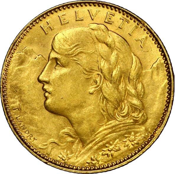 Gold Rush !