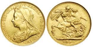 BULLION GREAT BRITAIN GOLD SOVEREIGN