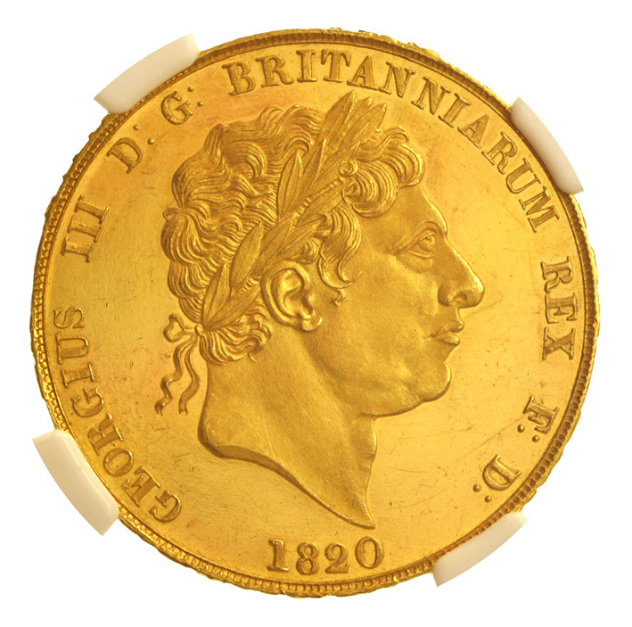 coin gold GB